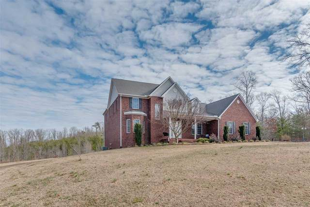 649 Harrill Dairy Road, Forest City, NC 28043 (MLS #47505) :: RE/MAX Journey