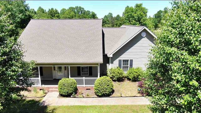 525 Chilly Bowl Rd., Rutherfordton, NC 28139 (MLS #47670) :: RE/MAX Journey