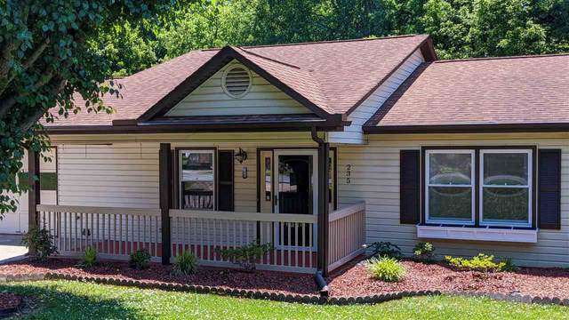 235 Eastwood Village Drive, Bostic, NC 28018 (#47621) :: Robert Greene Real Estate, Inc.