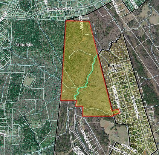 0 Countrywood Dr-Mapp St, Forest City, NC 28043 (#45592) :: Robert Greene Real Estate, Inc.