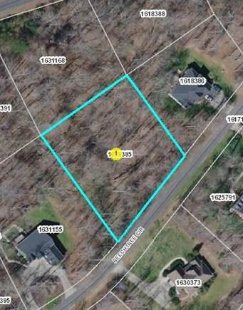 Lot 62 Beechtree Circle, Rutherfordton, NC 28139 (MLS #45695) :: RE/MAX Journey
