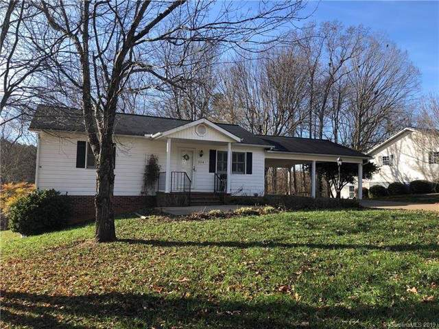 254 Cardinal Rd, Rutherfordton, NC 28160 (MLS #47372) :: RE/MAX Journey