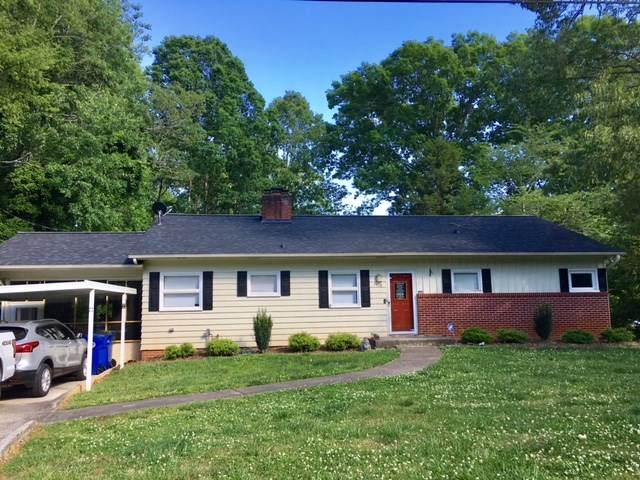 176 Freeman St, Rutherfordton, NC 28139 (MLS #47714) :: RE/MAX Journey