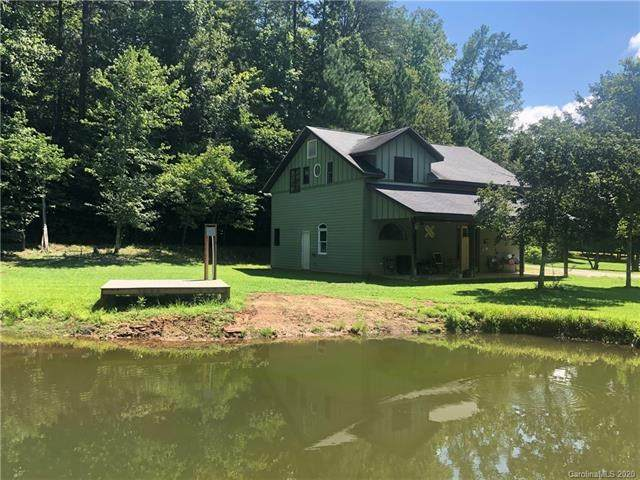 1117 Ponder Rd., Mill Spring, NC 28756 (MLS #47838) :: RE/MAX Journey