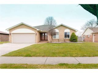 13766 Pernell Dr, Sterling Heights, MI 48313 (MLS #217015418) :: The Peardon Team