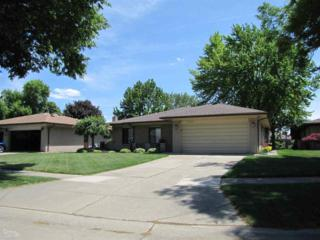 2224 Purcell Dr, Sterling Heights, MI 48310 (MLS #31315865) :: The Peardon Team