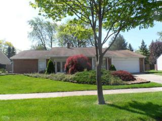 4636 Hatherly Pl, Sterling Heights, MI 48310 (MLS #31320505) :: The Peardon Team