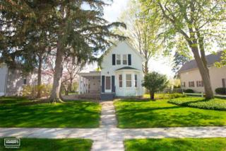 809 Waterloo Street, Saint Clair, MI 48079 (MLS #31320591) :: The Peardon Team
