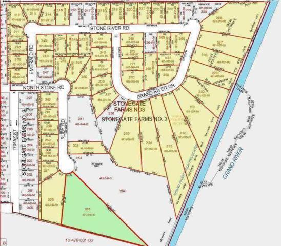 268 Grand River Circle, Jackson, MI 49201 (MLS #20024475) :: The John Wentworth Group