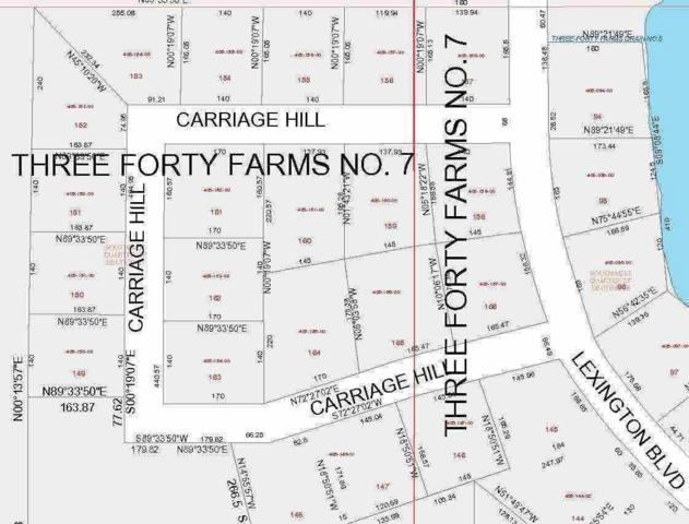 152 Carriage Hill, Jackson, MI 49203 (MLS #20024505) :: The Tom Lipinski Team at Keller Williams Lakeside Market Center