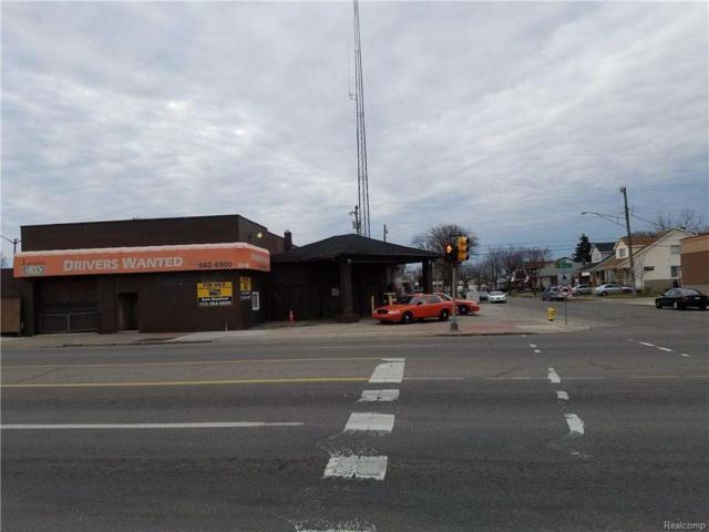 15100 W Warren Ave, Dearborn, MI 48126 (MLS #217022057) :: The John Wentworth Group