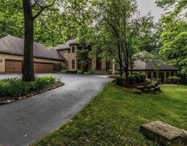 9967 White Pine Ct, Clarkston, MI 48348 (MLS #30067454) :: The John Wentworth Group