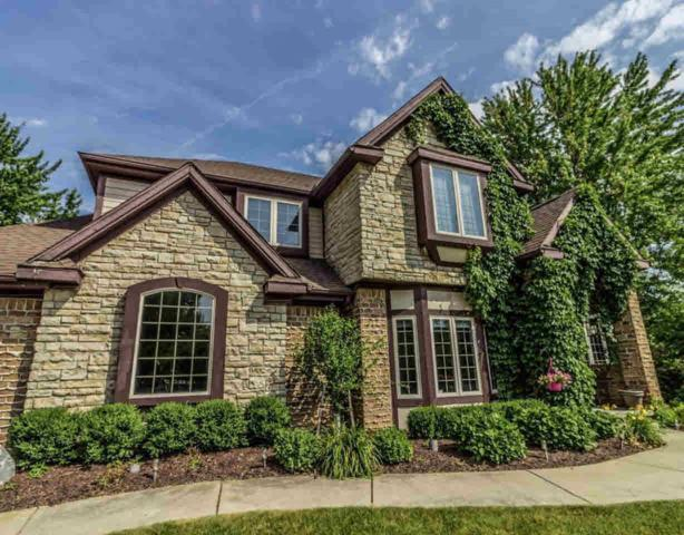 8278 Pine Hollow Trl, Grand Blanc, MI 48439 (MLS #30067707) :: The John Wentworth Group