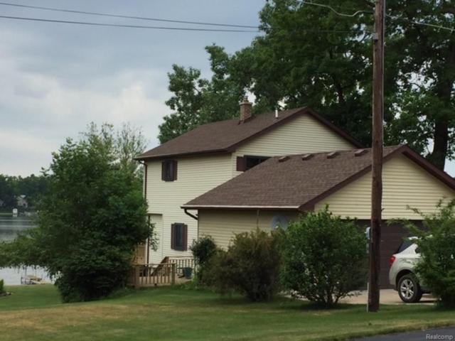 1219 Maxfield Rd, Hartland, MI 48353 (MLS #217051724) :: The John Wentworth Group