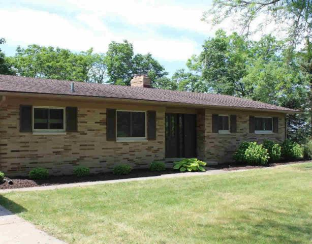 9542 Hegel Rd, Goodrich, MI 48438 (MLS #30068012) :: The John Wentworth Group