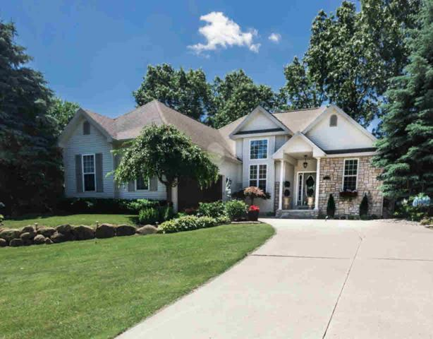 16176 Pine Lake Forest Drive Dr, Linden, MI 48451 (MLS #30068037) :: The John Wentworth Group