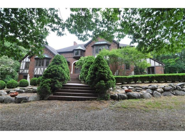 5455 Great Fosters Dr, Rochester, MI 48306 (MLS #217054271) :: The Peardon Team