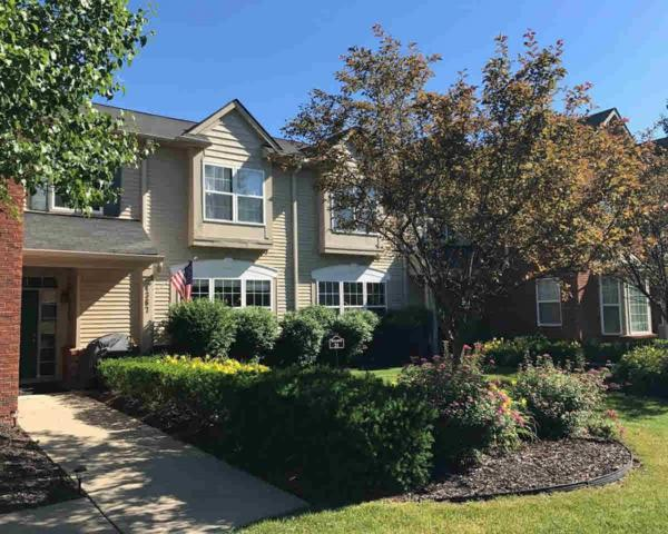 4367 Aster Blvd, Howell, MI 48843 (MLS #3250087) :: The John Wentworth Group