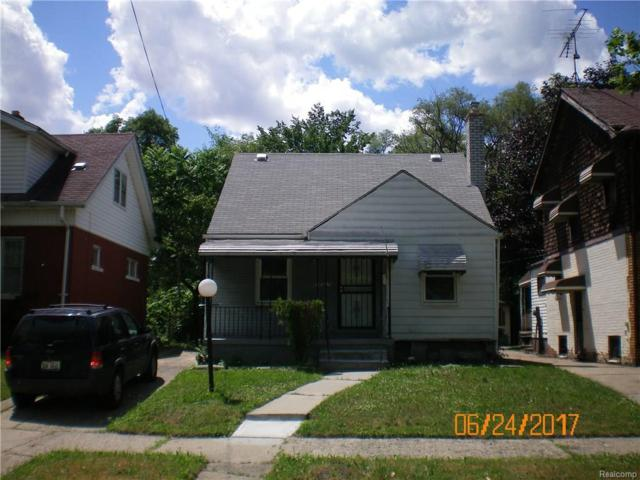 18547 Greeley St, Detroit, MI 48203 (MLS #217054334) :: The John Wentworth Group