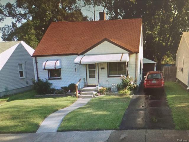 13433 Sherman Ave, Warren, MI 48089 (MLS #217055159) :: The Peardon Team