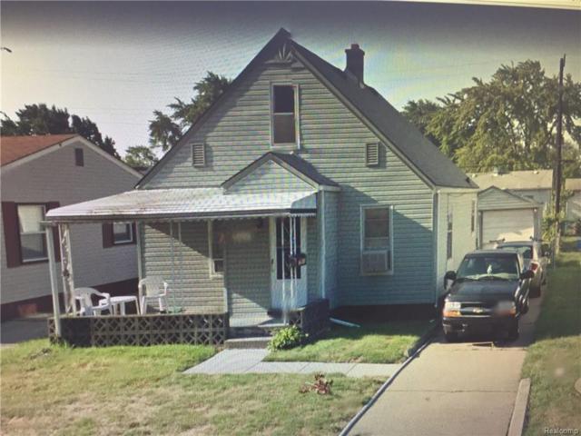 12818 Sidonie Ave, Warren, MI 48089 (MLS #217055166) :: The Peardon Team