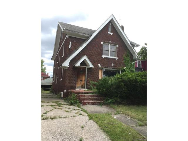9400 Wildemere St, Detroit, MI 48206 (MLS #217055203) :: The Peardon Team