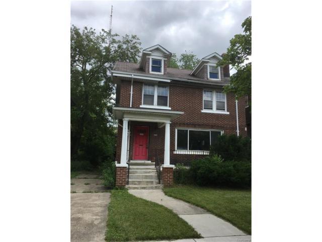 9290 Wildemere St, Detroit, MI 48206 (MLS #217055212) :: The Peardon Team