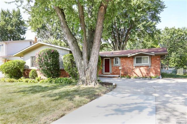 2069 Alexander Dr, Troy, MI 48083 (MLS #217072886) :: The Peardon Team