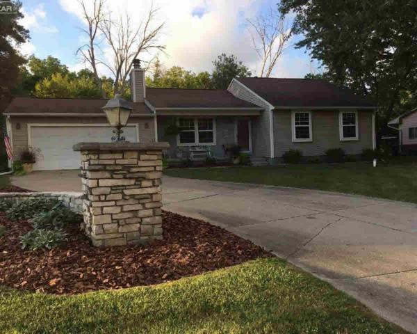 1011 Holly Spring Ln, Grand Blanc, MI 48439 (MLS #30069538) :: The John Wentworth Group