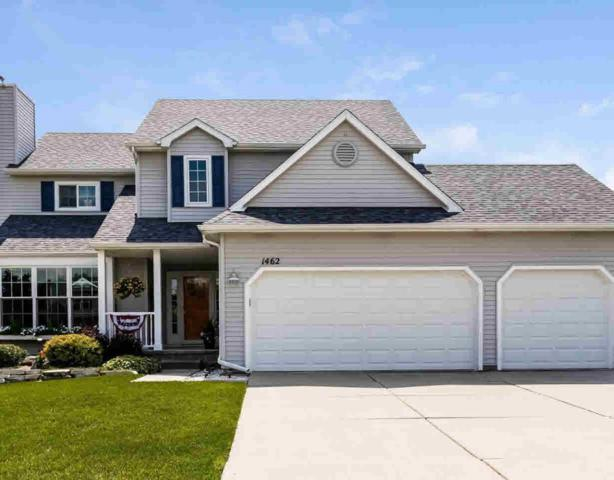 1462 Manistee Dr, Grand Blanc, MI 48439 (MLS #30069198) :: The John Wentworth Group