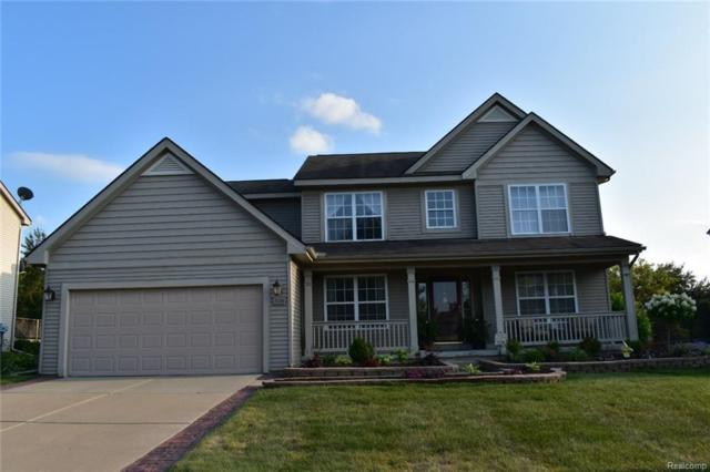 3124 Stillriver Dr, Howell, MI 48843 (MLS #217074164) :: The John Wentworth Group