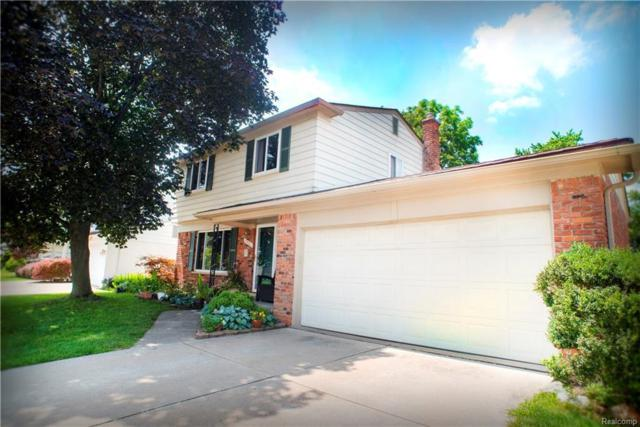 2051 Atlas Dr, Troy, MI 48083 (MLS #217074361) :: The Peardon Team