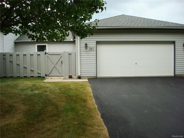 2966 E Telluride, Brighton, MI 48114 (MLS #217074393) :: The John Wentworth Group