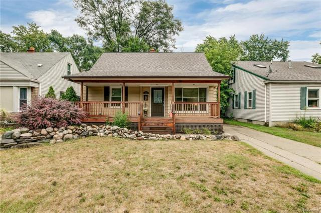2904 N Main St, Royal Oak, MI 48073 (MLS #217074464) :: The Peardon Team