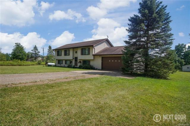 8890 Dwyer Rd, Howell, MI 48855 (MLS #217074528) :: The John Wentworth Group