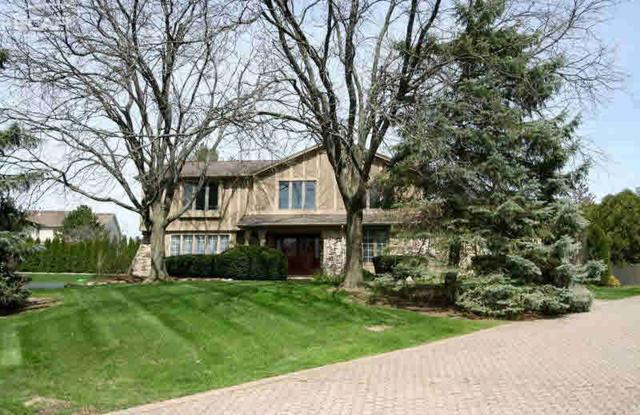 603 Boutell Dr, Grand Blanc, MI 48439 (MLS #30069558) :: The John Wentworth Group
