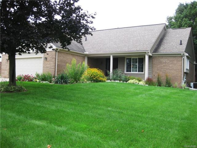 6345 Brookings Dr, Troy, MI 48098 (MLS #217074685) :: The Peardon Team