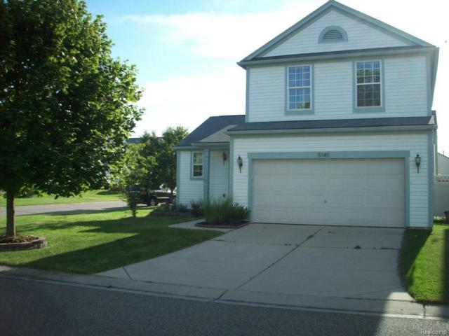 5145 Meadow Crest, Holly, MI 48442 (MLS #217074707) :: The John Wentworth Group