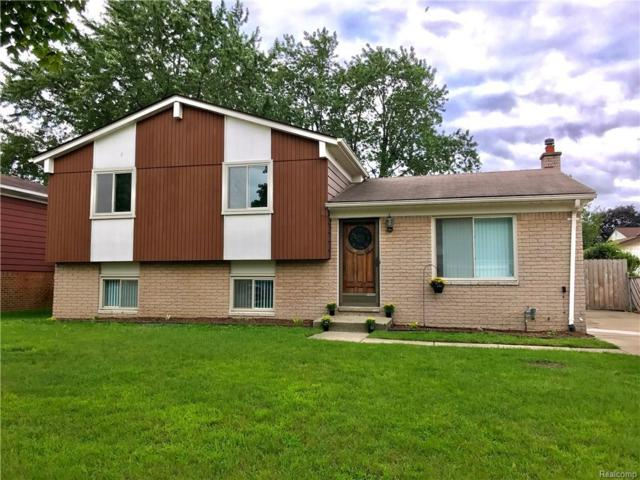 13346 Westminister, Sterling Heights, MI 48313 (MLS #217074297) :: The Peardon Team