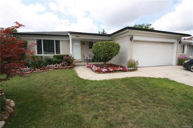 39623 Durand Dr, Sterling Heights, MI 48310 (MLS #217074783) :: The Peardon Team