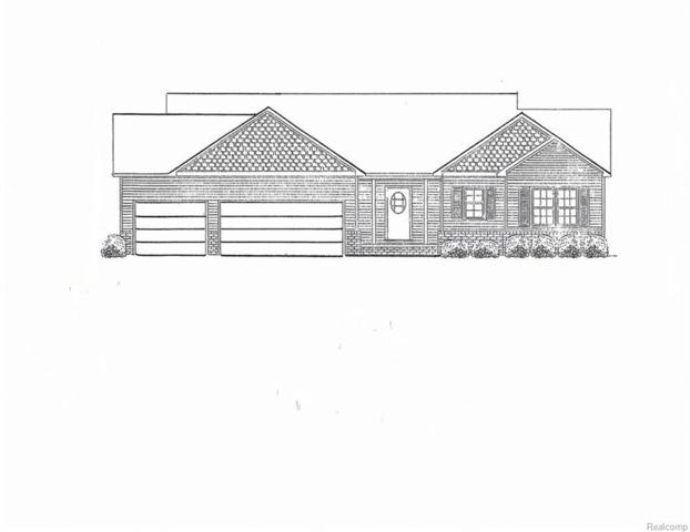 12250 Dunham Rd, Hartland, MI 48353 (MLS #217085148) :: The John Wentworth Group