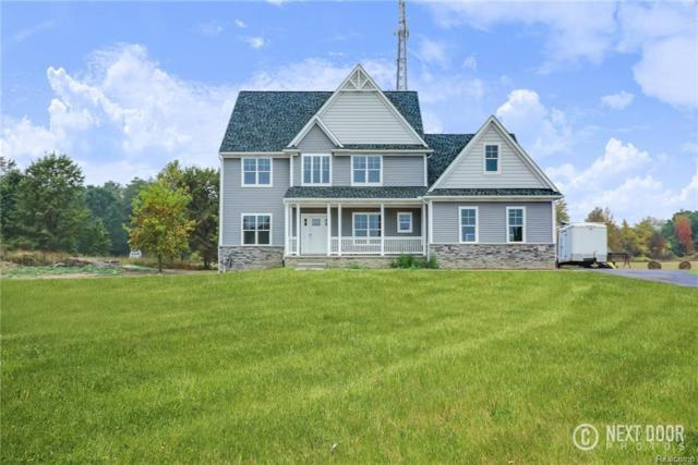 1773 White Cliff Dr, Howell, MI 48843 (MLS #217085946) :: The John Wentworth Group