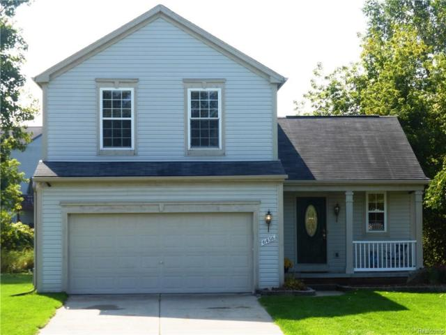 6456 Mcclelland Rd, Holly, MI 48442 (MLS #217086468) :: The John Wentworth Group