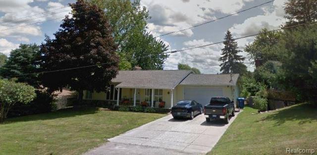 5041 Owen Rd, Linden, MI 48451 (MLS #217086438) :: The John Wentworth Group