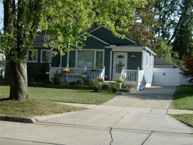 29735 Rosslyn Ave, Garden City, MI 48135 (MLS #217086449) :: The John Wentworth Group