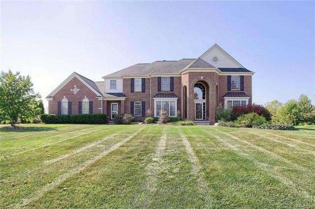 51274 Plymouth Valley Dr, Plymouth, MI 48170 (MLS #217086531) :: The John Wentworth Group