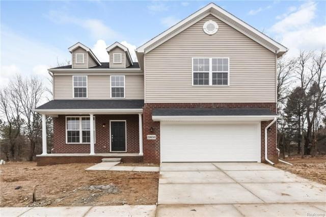 213 Crystal Wood Cir, Howell, MI 48843 (MLS #217086529) :: The John Wentworth Group