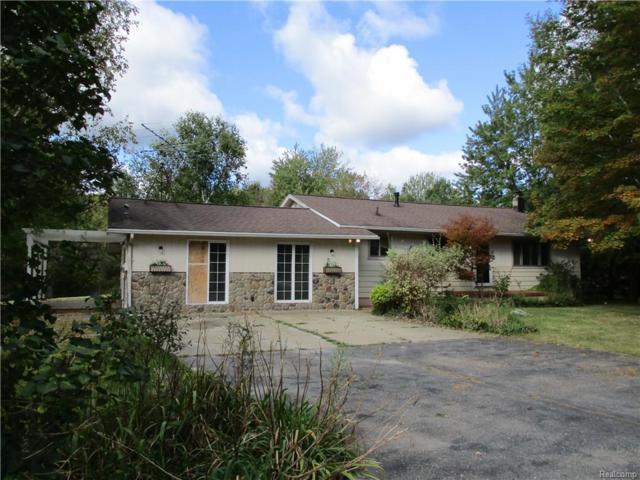 10150 Ridge Rd, Goodrich, MI 48438 (MLS #217090838) :: The John Wentworth Group