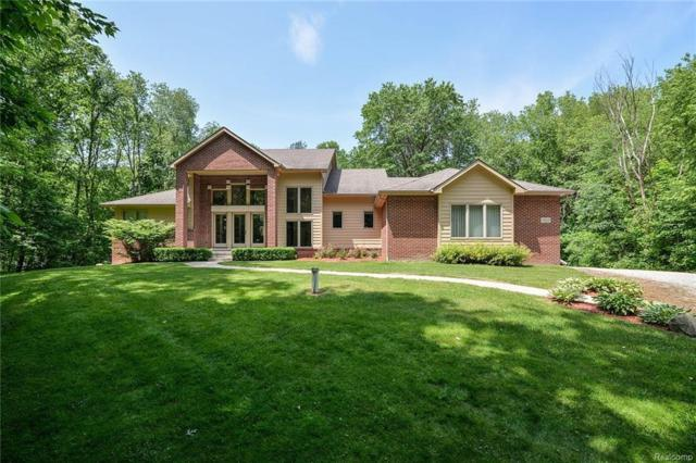 9813 Mcclements Rd, Brighton, MI 48114 (MLS #217092938) :: The John Wentworth Group