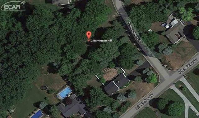 2 Barrington Hils, Fenton, MI 48430 (MLS #30070695) :: The John Wentworth Group